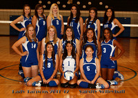 {PIHS Volleyball Team & Indiv. 10.19.11}