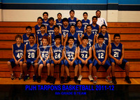 {PIJH Basketball Team & Indiv 2.18.12}